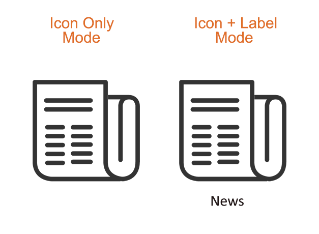 icon-with-without-label