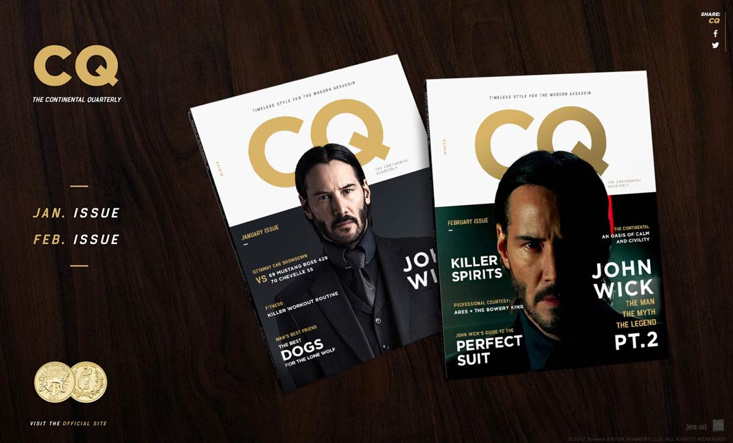 CQ : Continental Quarterly
