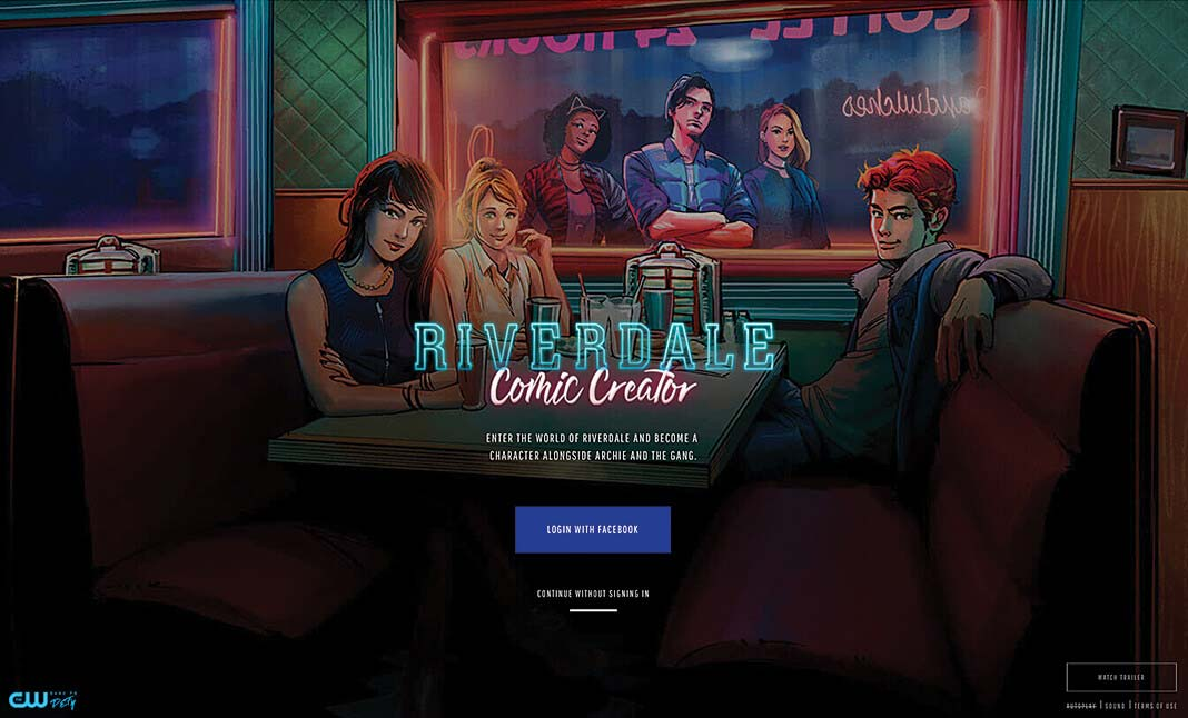 Riverdale Comic Creator