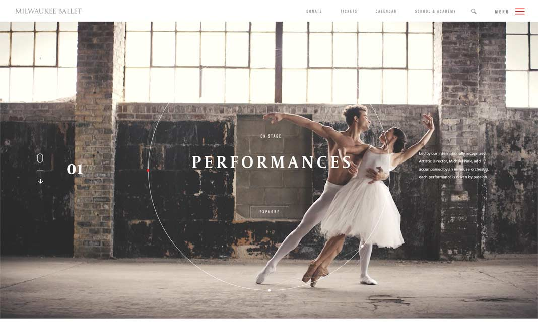 Milwaukee Ballet