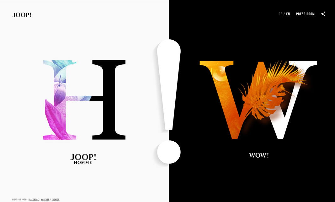 Joop Fragrances